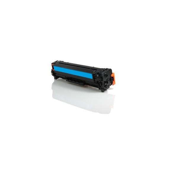 Toner HP Compatível CC531A/CE411A/CF381A Nº304A/Nº305A/Nº312A