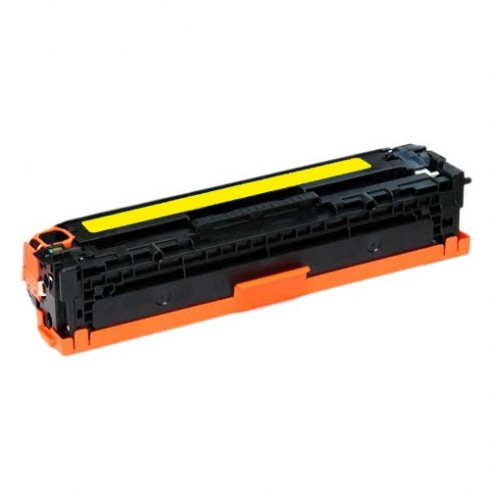Toner HP Compatível CF402X/CF402A Nº201X/Nº201A Amarelo (2.300