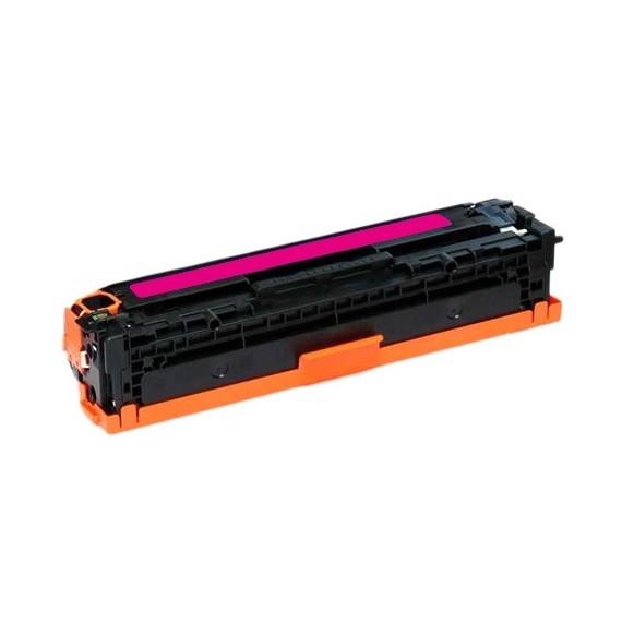 Toner HP Compatível CF403X/CF403A Nº201X/Nº201A Magenta (2.300