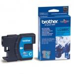 Tinteiro Brother Original LC980C Azul (260 Pág.)