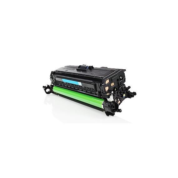 Toner HP Compatível CF461X Nº656X Azul (22.000 Pág.)