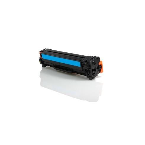 Toner HP Compatível CF541X/CF541A Nº203X/Nº203A Azul