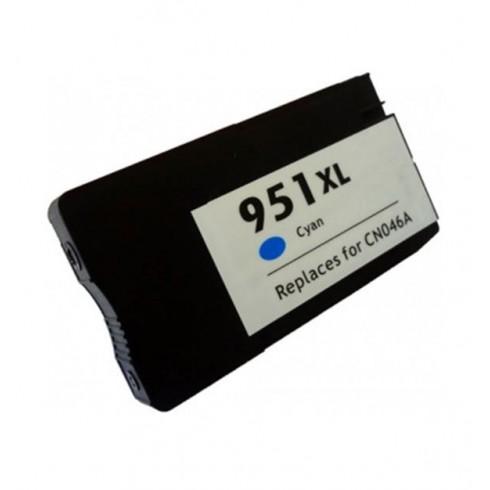 Tinteiro HP Compatível CN046AE/CN050AE Ciano HP Compatível Consumíveis