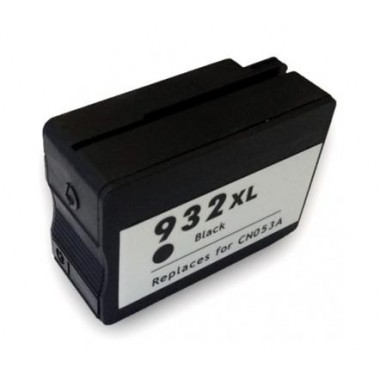 Tinteiro HP Compatível CN053AE/CN057AE Preto HP Compatível Consumíveis