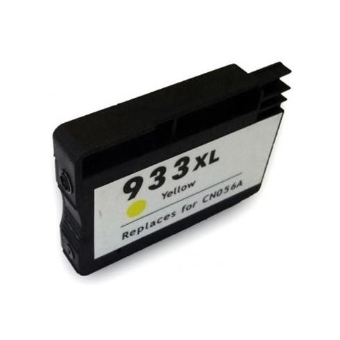 Tinteiro HP Compatível CN056AE Nº933XLY Amarelo (14 ml)