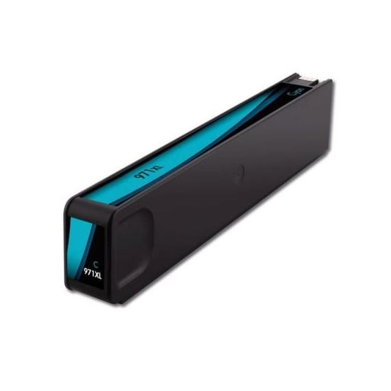 Tinteiro HP Compatível CN626AE/CN622AE  Ciano HP Compatível Consumíveis