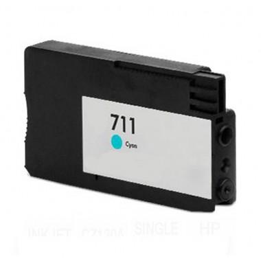 Tinteiro HP Compatível CZ130A Ciano HP Compatível Consumíveis