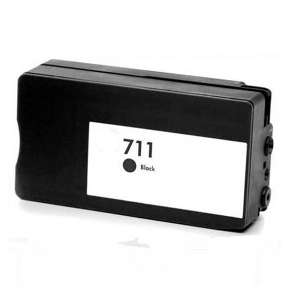 Tinteiro HP Compatível CZ133A Nº711 Preto (73 ml)