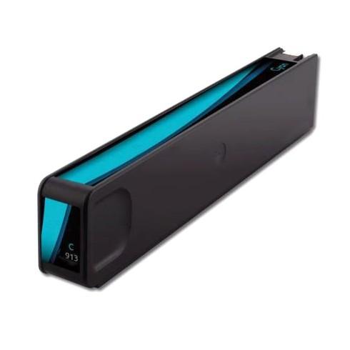 Tinteiro HP Compatível F6T77AE/F6T81AE Ciano HP Compatível Consumíveis