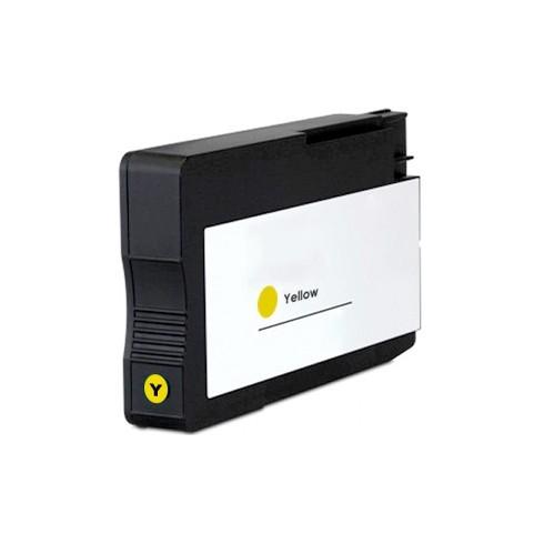 Tinteiro HP Compatível F6U18AE/F6U14AE Nº953XLY Amarelo (26 ml)