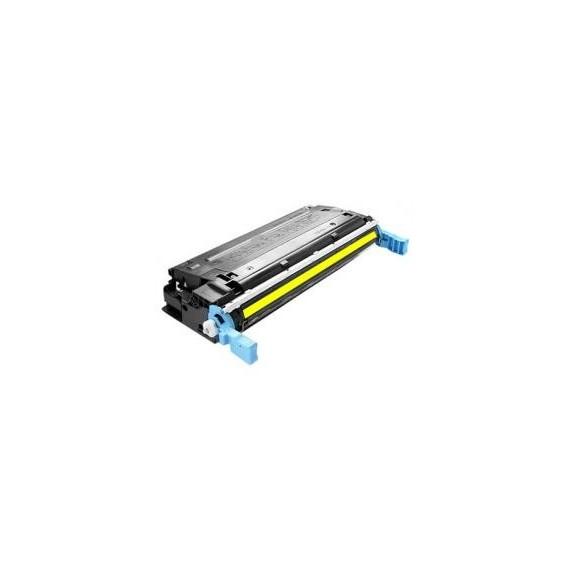 Toner HP Compatível Q5952A Amarelo HP Compatível Consumíveis