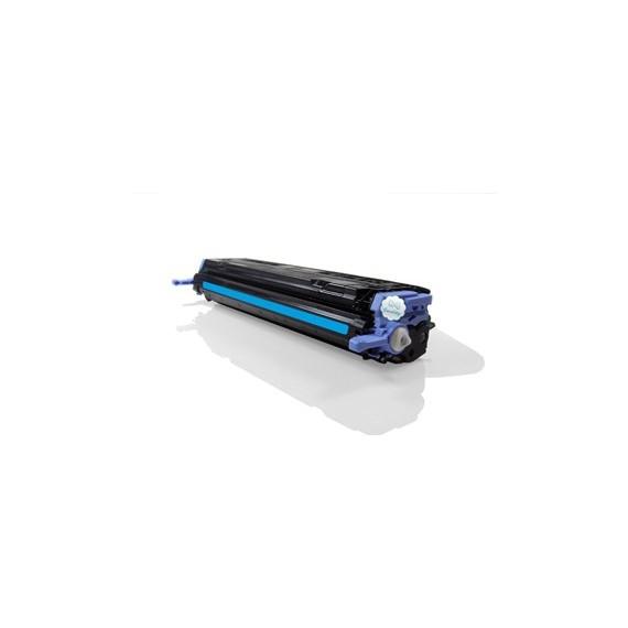 Toner HP Compatível Q6001A Nº124A Ciano (2.000 Pág.)