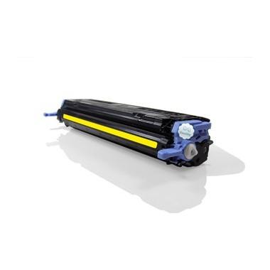 Toner HP Compatível Q6002A Nº124A Amarelo (2.000 Pág.)