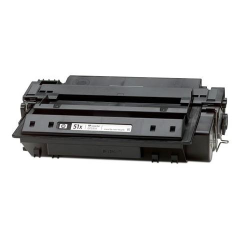 Toner HP Compatível Q7551X Preto HP Compatível Consumíveis