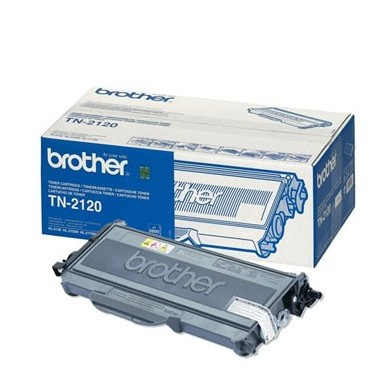 Toner Brother TN2120 Preto Brother Consumíveis