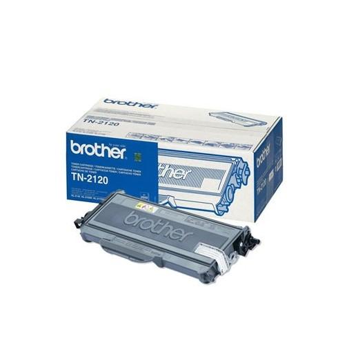 Toner Brother TN2120 Preto Brother Consumíveis