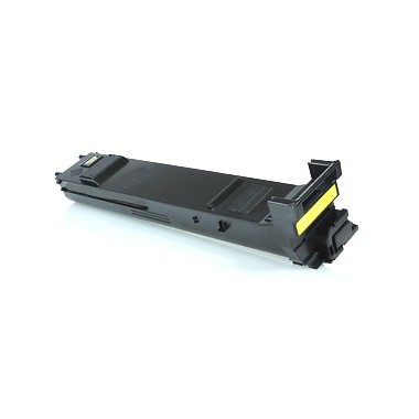 Toner Konica Compatível A0DK253 Amarelo Konica Compatível Consumíveis