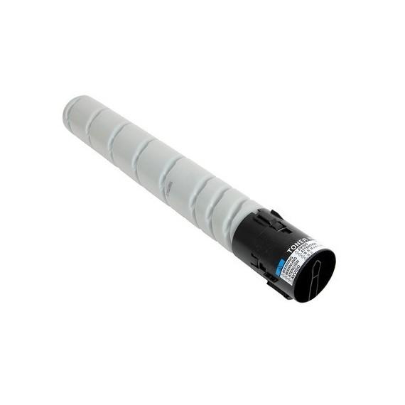 Toner Konica Compatível A87M050 Preto Konica Compatível Consumíveis