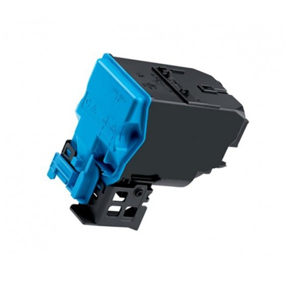 Toner Konica Compatível A0X5452 TNP-22C Ciano (4.600 Pág.)