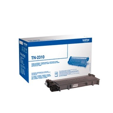 Toner Brother TN2310 Preto Brother Consumíveis