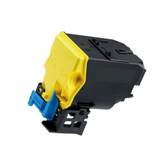 Toner Konica Compatível A5X0250 TNP-48Y Amarelo (10000 Pág.)