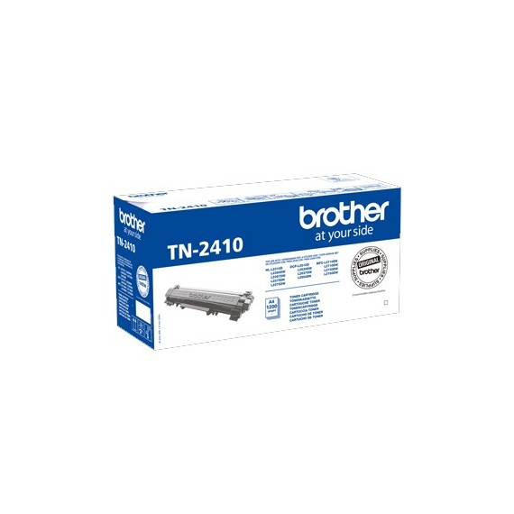 Toner Brother TN2410 Preto Brother Consumíveis