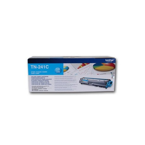 Toner Brother TN241C Ciano Brother Consumíveis