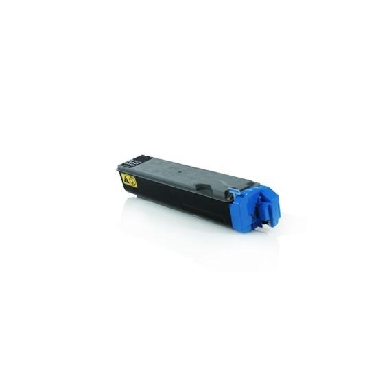 Toner Kyocera Compatível 1T02NSCNL0 TK-5150C Ciano (10.000 Pág.)