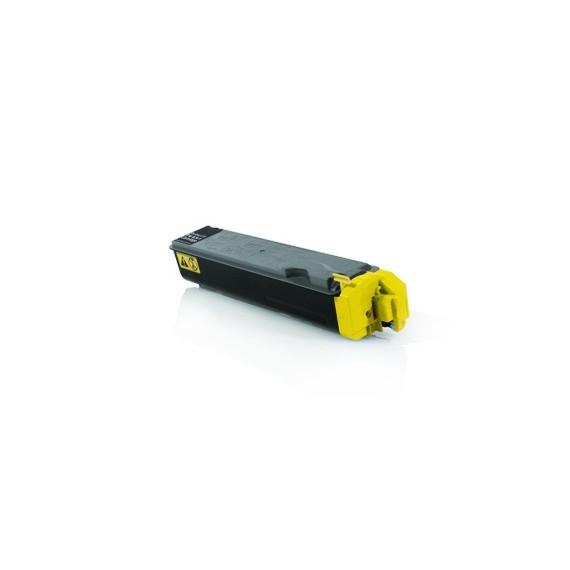 Toner Kyocera Compatível 1T02NSANL0 TK-5150Y Amarelo (10.000