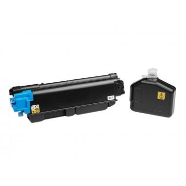Toner Kyocera Compatível T02TVCNL0 Azul Kyocera Compatível Consumíveis