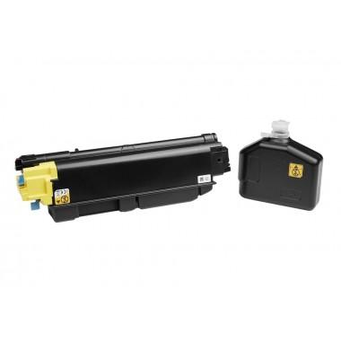 Toner Kyocera Compatível 1T02TVANL0 Amarelo Kyocera Compatível Consumíveis