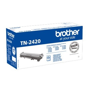 Toner Brother TN2420 Preto Brother Consumíveis