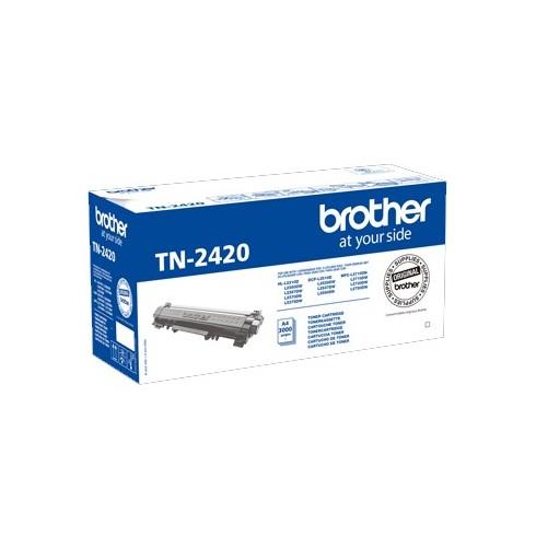 Toner Brother TN2420 Preto Brother Consumíveis