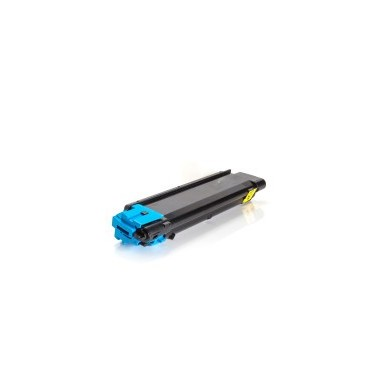Toner Kyocera Compatível 1T02KVCNL0 TK-590C Azul (6.000 Pág.)