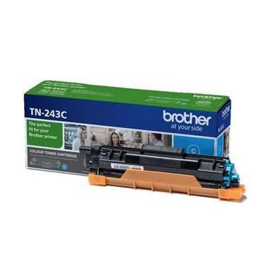 Toner Brother TN243C Ciano Brother Consumíveis