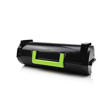 Toner Lexmark Compatível 50F2X00/502X Preto (10.000 Pág.)