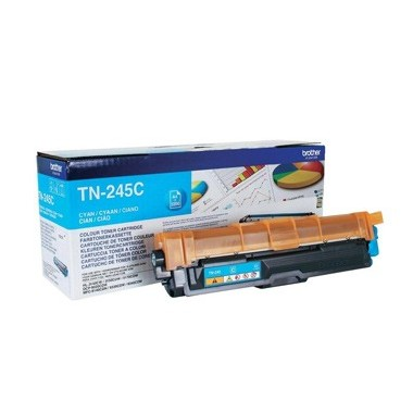 Toner Brother Original TN-245C Azul (2200 Pág.)