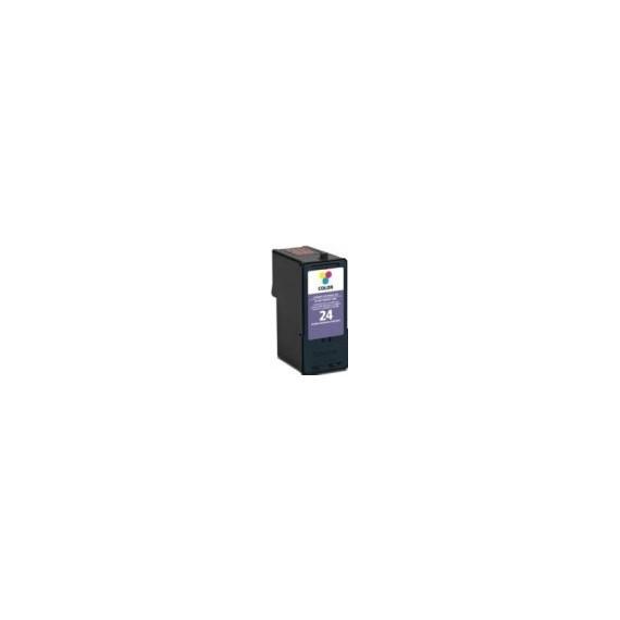Tinteiro Lexmark Compatível 18C1524E Nº24 3 Cores (15 ml)