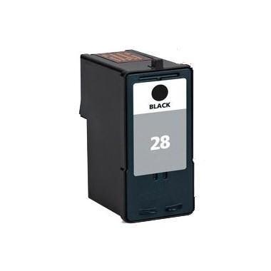 Tinteiro Lexmark Compatível 18C1428E Nº28 Preto (21 ml)