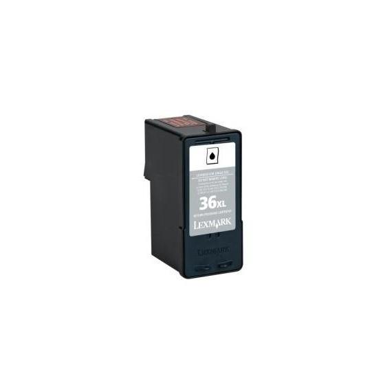 Tinteiro Lexmark Compatível 18C2130E Nº36 Preto (21 ml)