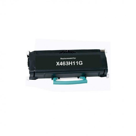 Toner Lexmark Compatível E460X11E/E460X31E/X463H11G/X463H21G