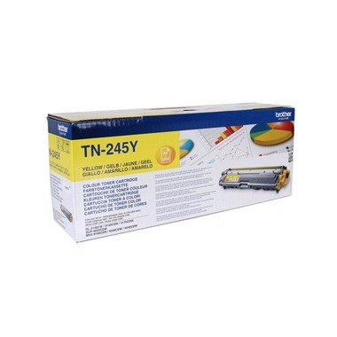 Toner Brother TN245Y Amarelo Brother Consumíveis